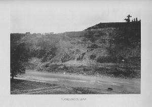 Site  of McColloch's Leap