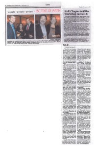 Wheeling Intelligencer coverage, Nov. 2, 2014