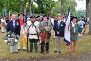 WVSSAR participants at Fort Laurens