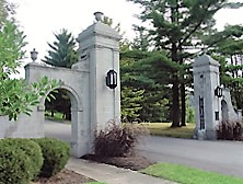 Sonneborn Gates, Wheeling Park