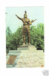 The Mingo Statute, Wheeling Hill